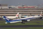 AXT747HNDさんが、羽田空港で撮影した全日空 767-381/ERの航空フォト(写真)