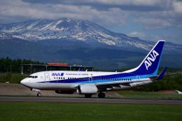 ひこ☆さんが、旭川空港で撮影した全日空 737-781の航空フォト(飛行機 写真・画像)