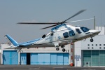 まんぼ しりうすさんが、東京ヘリポートで撮影した日本デジタル研究所(JDL) AW109SPの航空フォト(写真)