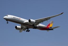 航空フォト:HL7579 アシアナ航空 A350-900