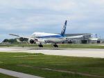 cooymdさんが、那覇空港で撮影した全日空 777-381の航空フォト(写真)