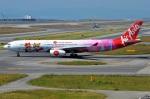 amagoさんが、関西国際空港で撮影したタイ・エアアジア・エックス A330-343Xの航空フォト(写真)