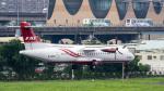 2wmさんが、台北松山空港で撮影した遠東航空 ATR-72-600の航空フォト(写真)