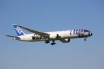 FLY CHECKさんが、成田国際空港で撮影した全日空 787-9の航空フォト(写真)