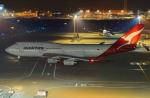 うとPさんが、RJTTで撮影したカンタス航空 747-438の航空フォト(写真)