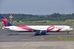 ユウイチ22さんが、成田国際空港で撮影したデルタ航空 767-432/ERの航空フォト(写真)
