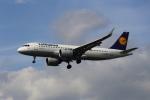 Musondaさんが、ロンドン・ヒースロー空港で撮影したルフトハンザドイツ航空 A320-271Nの航空フォト(写真)