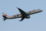 mocohide☆さんが、福岡空港で撮影したジェイ・エア ERJ-190-100(ERJ-190STD)の航空フォト(写真)