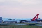 mild lifeさんが、関西国際空港で撮影したカンタス航空 A330-303の航空フォト(写真)