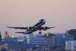 mocohide☆さんが、福岡空港で撮影したスターフライヤー A320-214の航空フォト(写真)