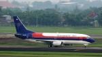 westtowerさんが、スカルノハッタ国際空港で撮影したスリウィジャヤ航空 737-3Q8の航空フォト(写真)