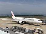 ✈︎Love♡ANA✈︎さんが、長崎空港で撮影した日本航空 767-346/ERの航空フォト(写真)