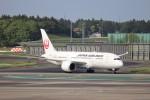 KAZFLYERさんが、成田国際空港で撮影した日本航空 787-8 Dreamlinerの航空フォト(写真)