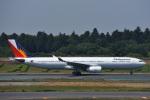 空が大好き!さんが、成田国際空港で撮影したフィリピン航空 A330-343Eの航空フォト(写真)