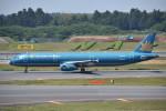 空が大好き!さんが、成田国際空港で撮影したベトナム航空 A321-231の航空フォト(写真)
