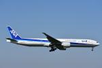 空が大好き!さんが、成田国際空港で撮影した全日空 777-381/ERの航空フォト(写真)