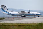 jun☆さんが、米子空港で撮影した海上保安庁 DHC-8-315Q Dash 8の航空フォト(写真)