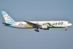 renseiさんが、羽田空港で撮影したAIR DO 767-381の航空フォト(写真)