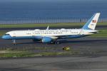 Talon.Kさんが、羽田空港で撮影したアメリカ空軍 757-2Q8の航空フォト(写真)