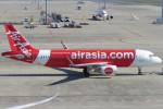 SFJ_capさんが、中部国際空港で撮影したエアアジア・ジャパン A320-216の航空フォト(写真)