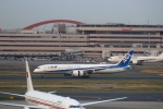 zero1さんが、羽田空港で撮影した全日空 787-9の航空フォト(飛行機 写真・画像)