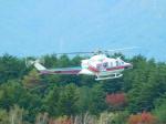Ruru7さんが、松本空港で撮影したユーロテックジャパン 412EPの航空フォト(写真)