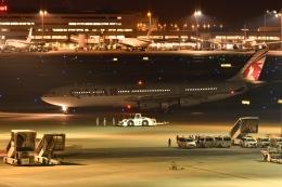 ケンタローさんが、羽田空港で撮影したカタールアミリフライト A340-313Xの航空フォト(飛行機 写真・画像)
