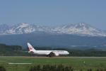 ひこ☆さんが、旭川空港で撮影した日本航空 767-346の航空フォト(写真)