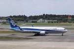 KAZFLYERさんが、成田国際空港で撮影した全日空 767-381/ERの航空フォト(写真)