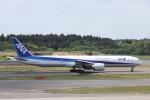 KAZFLYERさんが、成田国際空港で撮影した全日空 777-381/ERの航空フォト(写真)