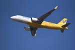 kumagorouさんが、新千歳空港で撮影したバニラエア A320-214の航空フォト(飛行機 写真・画像)