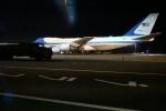 Cimarronさんが、羽田空港で撮影したアメリカ空軍 VC-25A (747-2G4B)の航空フォト(写真)