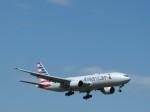 トタさんが、成田国際空港で撮影したアメリカン航空 777-223/ERの航空フォト(写真)