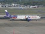 X-Airlinesさんが、福岡空港で撮影した香港エクスプレス A321-231の航空フォト(飛行機 写真・画像)