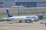 keitsamさんが、羽田空港で撮影した全日空 767-381/ER(BCF)の航空フォト(写真)