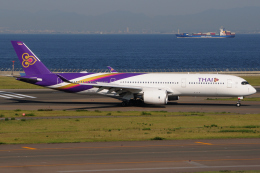 航空フォト:HS-THJ タイ国際航空 A350-900