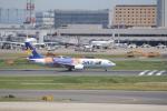 keitsamさんが、羽田空港で撮影したスカイマーク 737-81Dの航空フォト(写真)