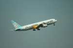 keitsamさんが、羽田空港で撮影したAIR DO 767-381の航空フォト(写真)