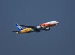 garrettさんが、羽田空港で撮影した全日空 777-281/ERの航空フォト(写真)