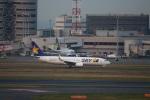 zero1さんが、羽田空港で撮影したスカイマーク 737-81Dの航空フォト(写真)