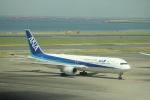 keitsamさんが、羽田空港で撮影した全日空 767-381/ERの航空フォト(写真)