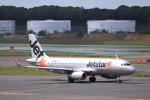KAZFLYERさんが、成田国際空港で撮影したジェットスター・ジャパン A320-232の航空フォト(写真)