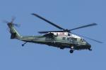 Talon.Kさんが、厚木飛行場で撮影したアメリカ海兵隊 VH-60N White Hawk (S-70A)の航空フォト(写真)
