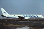 tassさんが、メキシコ・シティ国際空港で撮影したアヴェンサ 757-236の航空フォト(飛行機 写真・画像)