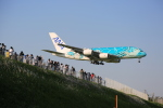 flyskyさんが、成田国際空港で撮影した全日空 A380-841の航空フォト(写真)