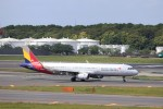 KAZFLYERさんが、成田国際空港で撮影したアシアナ航空 A321-231の航空フォト(飛行機 写真・画像)