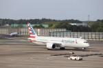 KAZFLYERさんが、成田国際空港で撮影したアメリカン航空 787-9の航空フォト(写真)