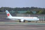 KAZFLYERさんが、成田国際空港で撮影したエア・カナダ 767-375/ERの航空フォト(飛行機 写真・画像)