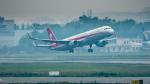 Piggy7119さんが、成都双流国際空港で撮影した四川航空 A321-211の航空フォト(写真)