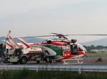 daifuku200LRさんが、高松空港で撮影した香川県防災航空隊 BK117C-2の航空フォト(写真)
